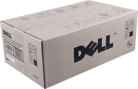 Dell 3110CN 3115CN High Yield Yellow Toner Cartridge (OEM# 310-8098 310-8401) (8000 Yield)