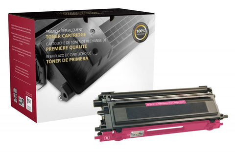 CIG Magenta Toner Cartridge for Brother TN110