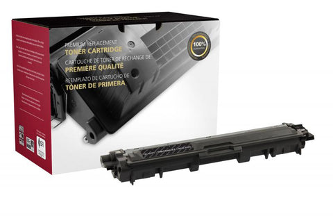 CIG Black Toner Cartridge for Brother TN221