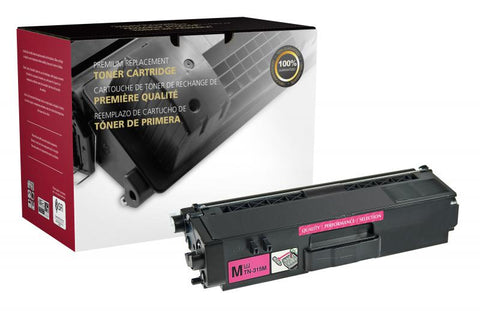 CIG High Yield Magenta Toner Cartridge for Brother TN315