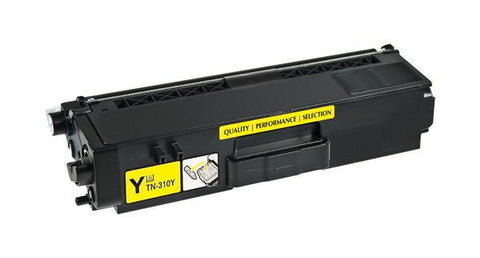 MSE High Yield Yellow Toner Cartridge for Brother TN315