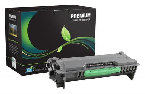 MSE Compatible High Yield Toner Cartridge for Brother TN850