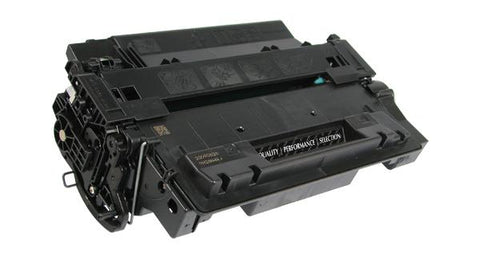 MSE High Yield Toner Cartridge for HP CE255X (HP 55X)