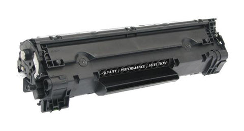 MSE MSE Remanufactured Toner Cartridge for LJ M1536 P1566 P1606 imag