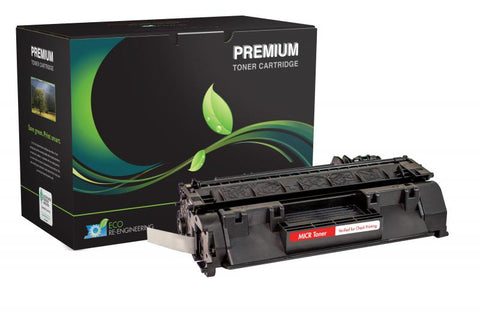 MSE MICR Toner Cartridge for HP CE505A (HP 05A), TROY 02-81500-001