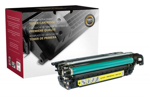 CIG Yellow Toner Cartridge for HP CF332A (HP 654A)
