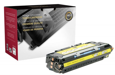 CIG Yellow Toner Cartridge for HP Q2672A (HP 309A)