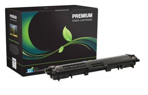 MSE Black Toner Cartridge for Brother TN221