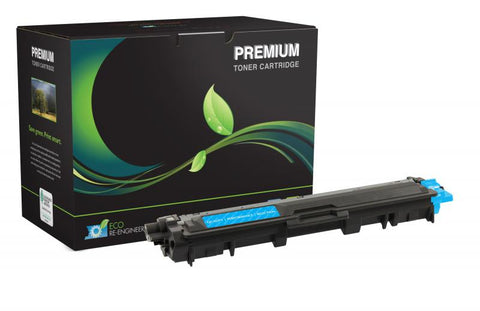 MSE Cyan Toner Cartridge for Brother TN221