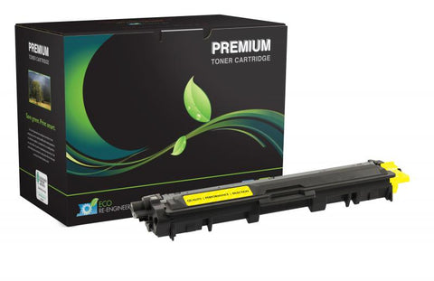 MSE Yellow Toner Cartridge for Brother TN221