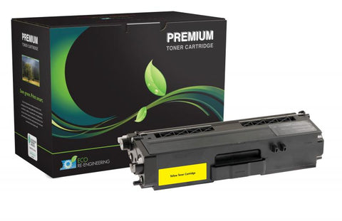 MSE Compatible High Yield Yellow Toner Cartridge for Brother TN336