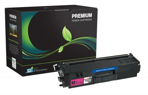 MSE High Yield Magenta Toner Cartridge for Brother TN315