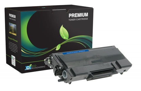 MSE High Yield Toner Cartridge for Brother TN650
