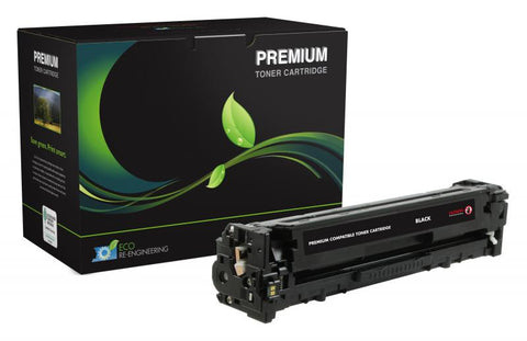 MSE High Yield Black Toner Cartridge for HP CF210X (HP 131X)