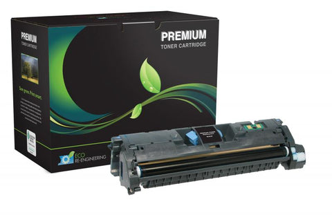 MSE Black Toner Cartridge for HP C9700A/Q3960A (HP 121A/122A)