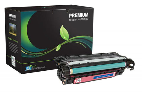 MSE Magenta Toner Cartridge for HP CE253A (HP 504A)