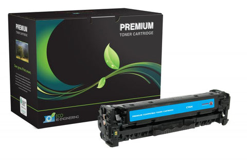 MSE Cyan Toner Cartridge for HP CE411A (HP 305A)
