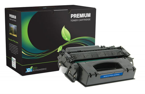 MSE High Yield Toner Cartridge for HP Q7553X (HP 53X)