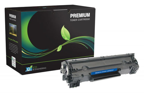 MSE Extended Yield Toner Cartridge for HP CE278A (HP 78A)