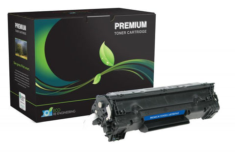 MSE Compatible Toner Cartridge for HP CE278A (HP 78A)