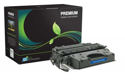 MSE Compatible Extended Yield Toner Cartridge for HP CF280X (HP 80X)