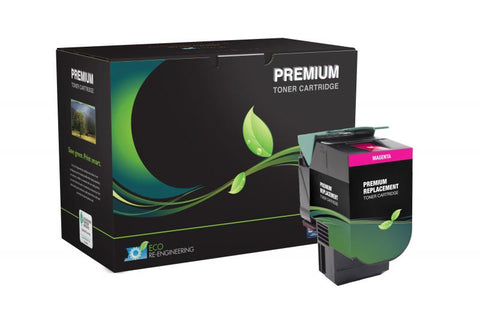MSE 70C0H30 High Yield Magenta Toner Cartridge