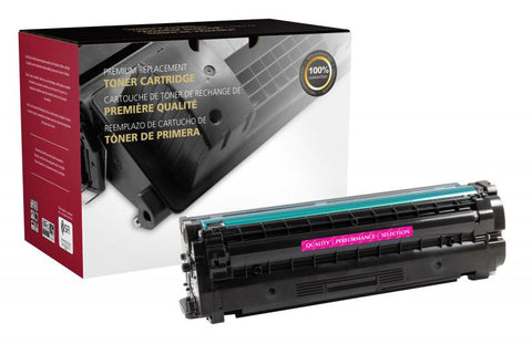 CIG High Yield Magenta Toner Cartridge for Samsung CLT-M506L/CLT-M506S