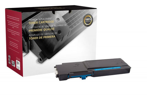 CIG High Yield Cyan Toner Cartridge for Xerox 106R02225