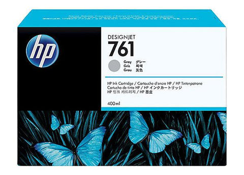 HP HP 761 (CM995A) Gray Original Ink Cartridge (400 ml)