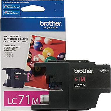 Brother Industries, Ltd YIELD INK CARTRIDGE MAGENTA