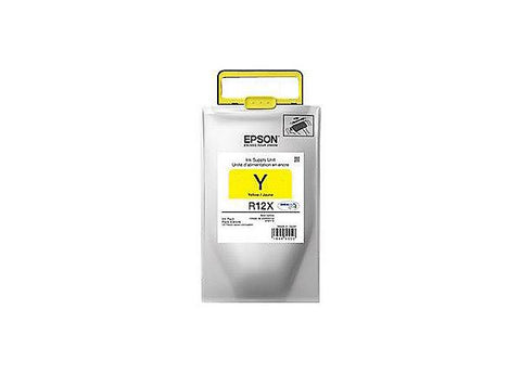Epson TR12 YELLOW INK CARTRIDGE, LARGE CAPACITY