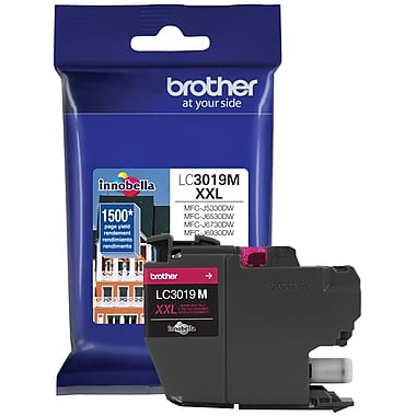Brother Industries, Ltd HIGH YIELD INK CART-MAGENT F/ MFCJ6930DW