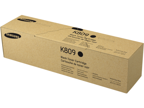HP Samsung CLT-K809S Black Toner Cartridge