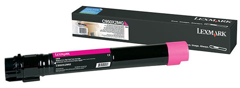 Lexmark International, Inc C950 High Yield Magenta Toner Cartridge (22000 Yield)
