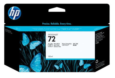 HP HP 72 (C9370A) Photo Black Original Ink Cartridge (130 ml)