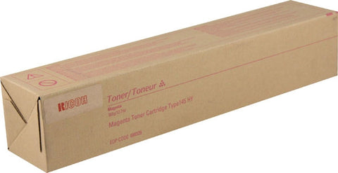Ricoh Aficio CL4000DN SP C410DN SP C411DN SP C420DN High Yield Magenta Toner Cartridge (15000 Yield) (Type 145)