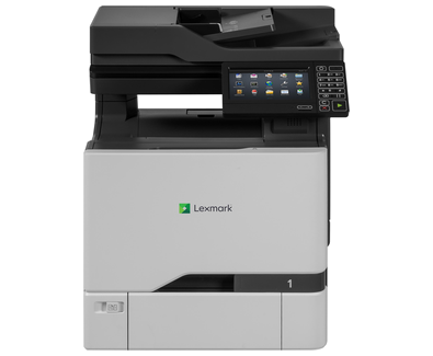 Lexmark CX725dhe Color Laser MFP