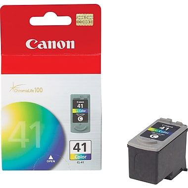 Canon (CL-41) iP1600 iP1700 iP2600 iP6210D iP6220D iP6310D MP 150 160 170 450 460 Color Ink Cartridge