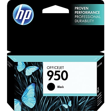 HP 950 (CN049AN) Black Original Ink Cartridge (1000 Yield)