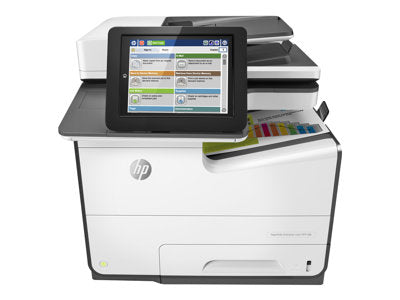 HP PageWide Managed Color MFP E77660 Series