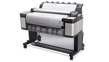 HP DesignJet T3500 Production MFP (36 inch wide)