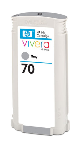 HP 70 (C9450A) Gray Original Ink Cartridge (130 ml)