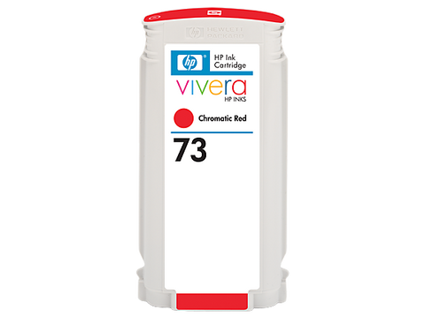 HP 73 (CD951A) Chromatic Red Original Ink Cartridge (130 ml)