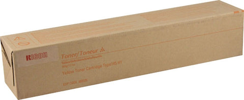Ricoh Aficio CL4000DN SP C410DN SP C411DN SP C420DN High Yield Yellow Toner Cartridge (15000 Yield) (Type 145)