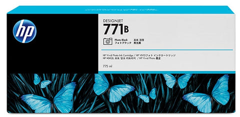 HP HP 771A (B6Y16A) Chromatic Red Original Ink Cartridge (775 ml)