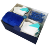 Blue Four-square Selection Box - Golf Gifts UK - Golf wrapped up