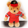 Racing Driver Teddy Bear - Golf Gifts UK - Golf wrapped up