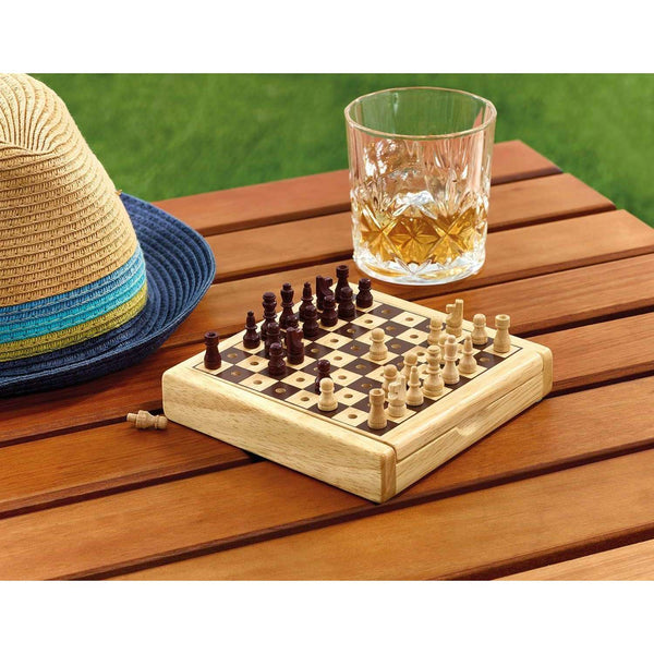 Travel Chess Set - Golf Gifts UK - Golf wrapped up