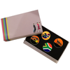 South African Ball Markers in Presentation Sleeve - Golf Gifts UK - Golf wrapped up