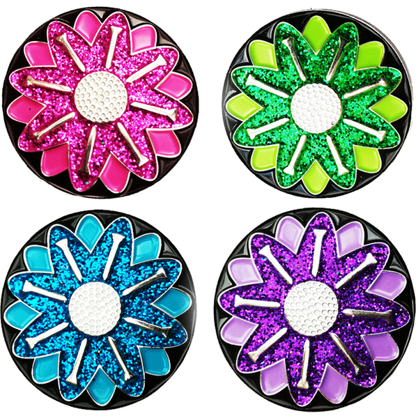 Sparkly Ball Markers - Golf Gifts UK - Golf wrapped up